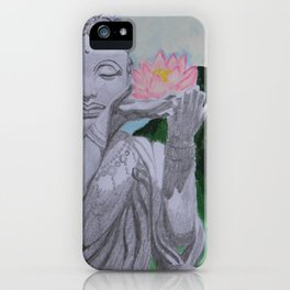 Gift of a Lotus iPhone Case