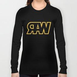 RAW Long Sleeve T-shirt
