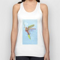 firefly Tank Tops featuring Firefly by Nate Barton