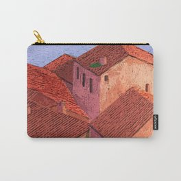 Houses by the lake Carry-All Pouch