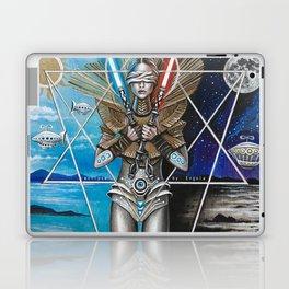 Eclipse 2 - Balance of 2 Swords Laptop & iPad Skin
