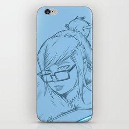 A-Mei-zing iPhone Skin