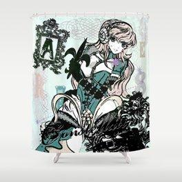 ARIES/ARMOR Shower Curtain
