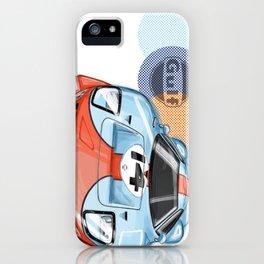 Automotive Art iPhone Case