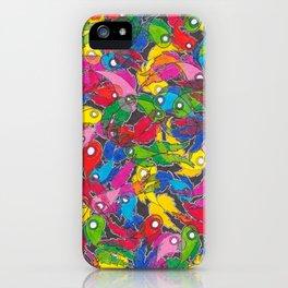 Pet Store Fish Tank iPhone Case