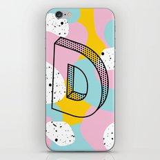 D. iPhone & iPod Skin