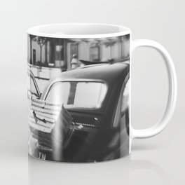 fiat 500 cars - mr & mrs Coffee Mug