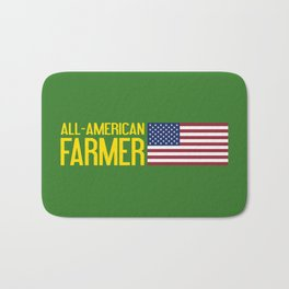 Farmer: All-American Bath Mat
