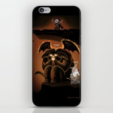 Wizardly Shenanigans iPhone & iPod Skin