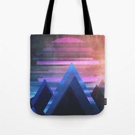 Fractions B08 Tote Bag