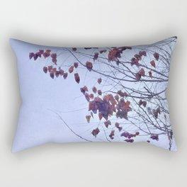"""Purple........"". Autumn dreams. Rectangular Pillow"