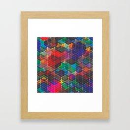 Cuben Splash 2015 Framed Art Print