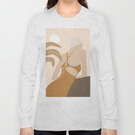 Summer Day III Long Sleeve T-shirt