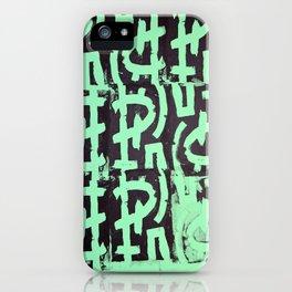 Atlantic iPhone Case