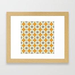 Orange #2 Framed Art Print