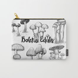 Latin Shrooms Carry-All Pouch