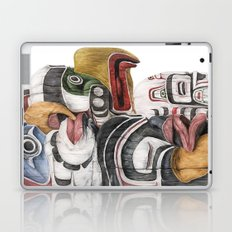 Stanley Park Totems Laptop & iPad Skin