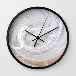 Trippy Twirl 2 Wall Clock