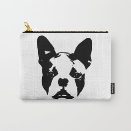 SPECIAL GIFTS for the Boston Terrier lover from MONOFACES in 2020 Carry-All Pouch