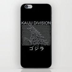 Kaiju Division iPhone Skin