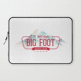 Big Foot Search Team Laptop Sleeve