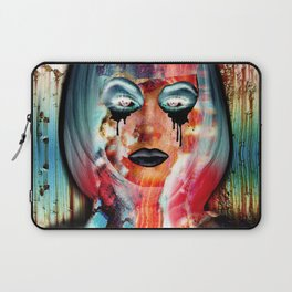 Radiation Girl Laptop Sleeve