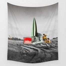 atmosphere · es ist gesäht Wall Tapestry