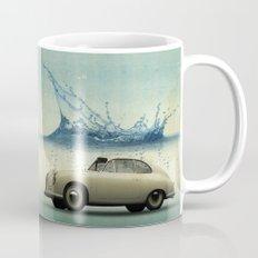deep water porsche Mug