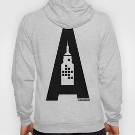 Artcotechsure: The A (black) Hoody