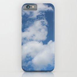 Clouds 4 iPhone Case