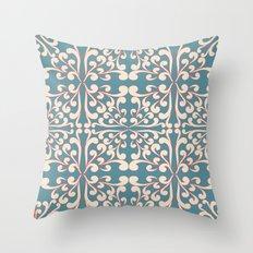 Indian Decorative design Throw Pillow