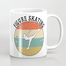 Figure Skating Ice Skater Coffee Mug