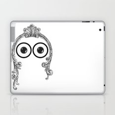 Look into me eyezz Laptop & iPad Skin