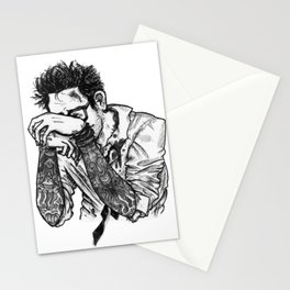 Newton Geiszler Stationery Cards