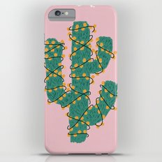 Cactus Lights  Slim Case iPhone 6 Plus
