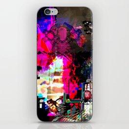 LickingtheFrogsBack iPhone Skin