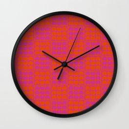 Hob Nob Bright Quarters Wall Clock