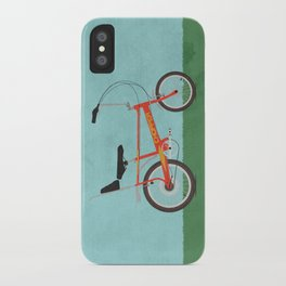 Chopper Bike iPhone Case