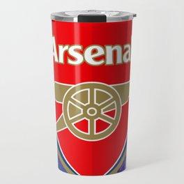 Arsenal Galaxy Design Travel Mug