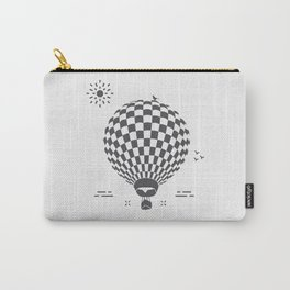 Hot air balloons on the day Carry-All Pouch