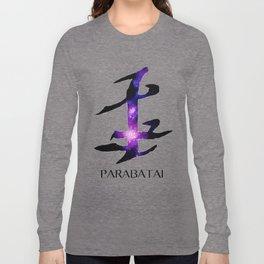 Parabatai Galaxy Long Sleeve T-shirt
