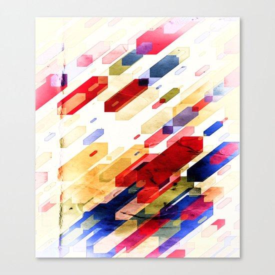 Color Test Canvas Print
