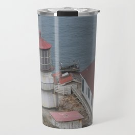 Point Reyes Lighthouse Travel Mug