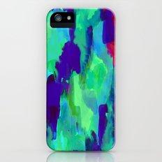 Spirit Green iPhone (5, 5s) Slim Case