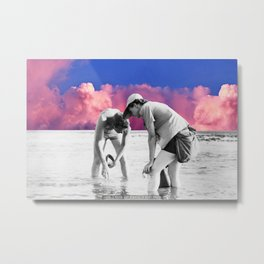 Can you see it? Metal Print
