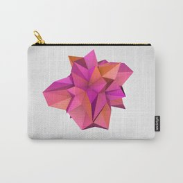 Pink Like Orange Carry-All Pouch