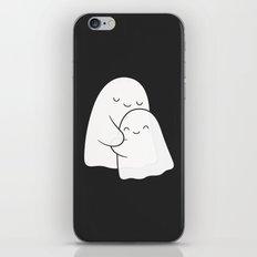 Ghost Hug - Soulmates iPhone & iPod Skin