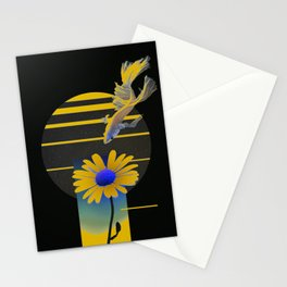 Dark Moon Stationery Cards