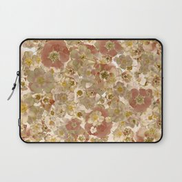 To mutch flowers Laptop Sleeve