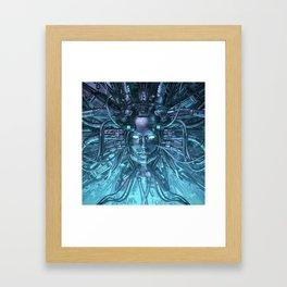 Mind of the Machine Framed Art Print